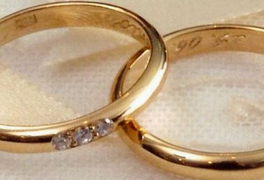 Psicologia del matrimonio:  gli innamorati  non vedono i difetti